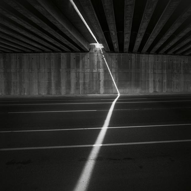 , '情緒地景-分割線 Seeing and Construction-Separation,' 2004, POCKET FINE ARTS