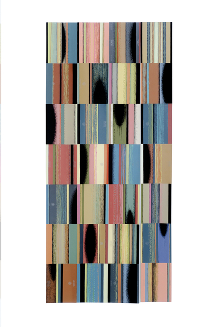 Mercedes Elena González, 'Dilatante (Small Tapestry V)', 2015-2019, Henrique Faria Fine Art
