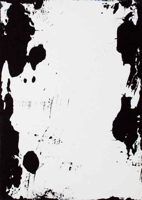 , 'fallingwater 1,' 2012, Galerie Elisabeth & Klaus Thoman