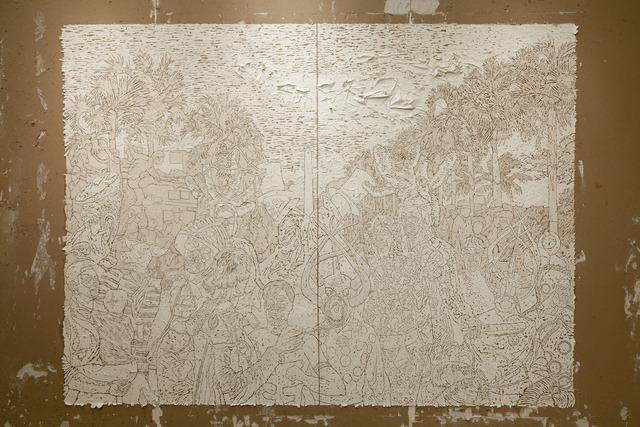 , 'Wallscape,' 2013, El Museo del Barrio
