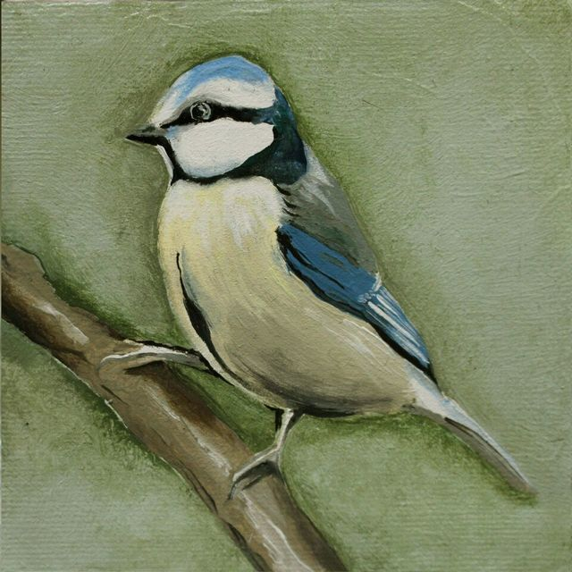 , 'Vogeltje,' 2015, Ro2 Art