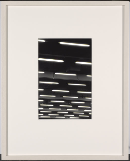 , 'Maquettes/Light #5121,' 1995, J. Paul Getty Museum