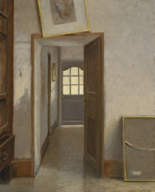 , 'Vers la Cour,' 2017, Cynthia Corbett Gallery