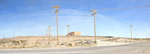 , 'Sodium-Sulfur 4 Megawatt Battery System, Presidio, TX,' 2013, Betty Cuningham