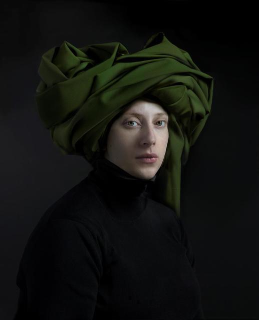 , 'Green Turban,' 2018, DEAN PROJECT