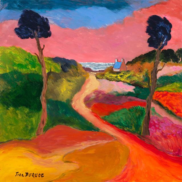 Jean Duquoc, 'Seul un poete peut habiter ce paysage', 2016, Canfin Gallery