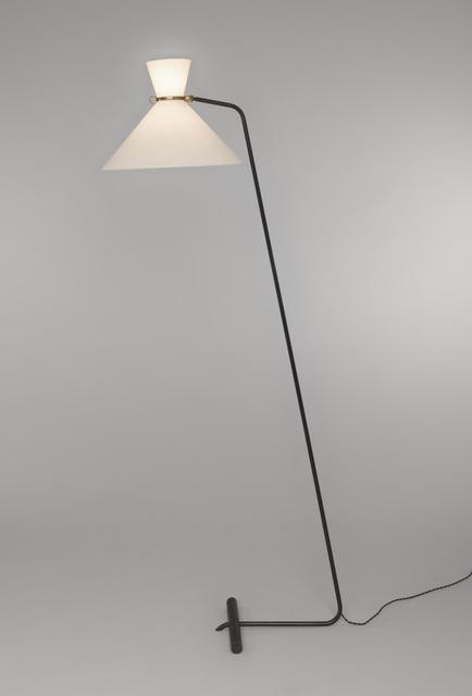 , 'Floor lamp,' 1952, Galerie Pascal Cuisinier