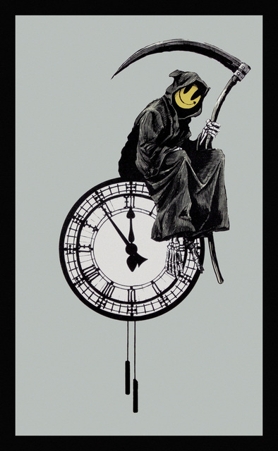 Banksy, 'Grin Reaper ', 2005, Andipa