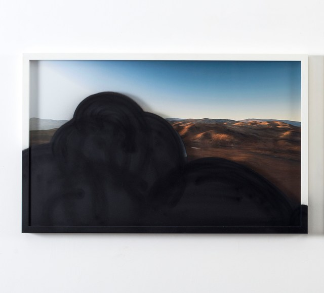 , 'Over Painted ESO#1,' 2015, The Gallery Apart