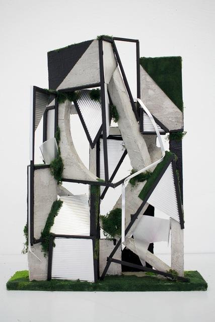 , 'Proposal For Public Sculpture II,' 2016, Mini Galerie