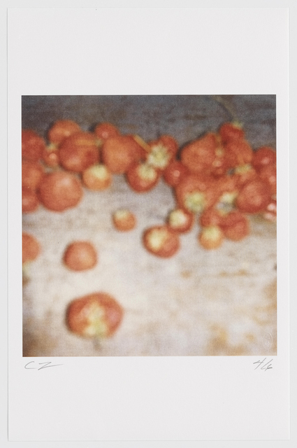 , 'Strawberries (Gaeta),' 2008, Gagosian
