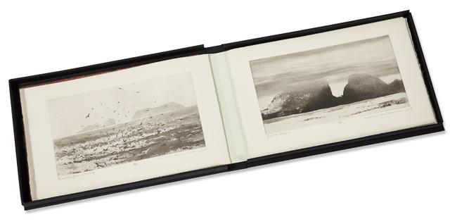 Norman Ackroyd, 'Skellig Revisited', 2015, Books and Portfolios, Complete portfolio of ten etchings on 280gsm somerset rag, Roseberys