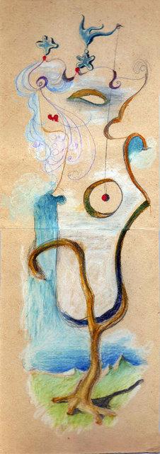 , 'Hedda Sterne, Theodore Brauner, Medi Wechsler Dinu, Cadavre exquis 118,' 1930-1932, Nasui Collection & Gallery
