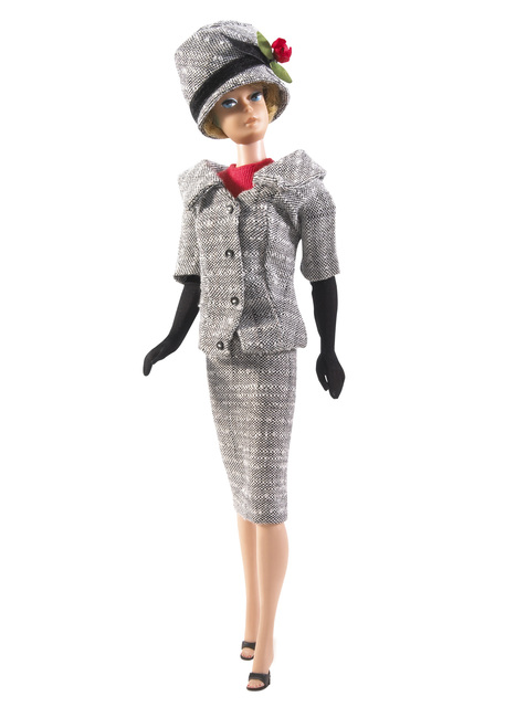 , 'Businesswoman Barbie,' 1963, Les Arts Décoratifs