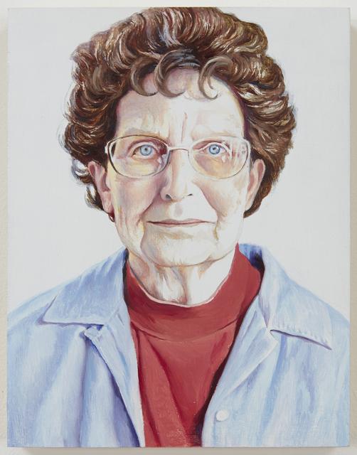 , 'Mom,' 2015, Pierogi