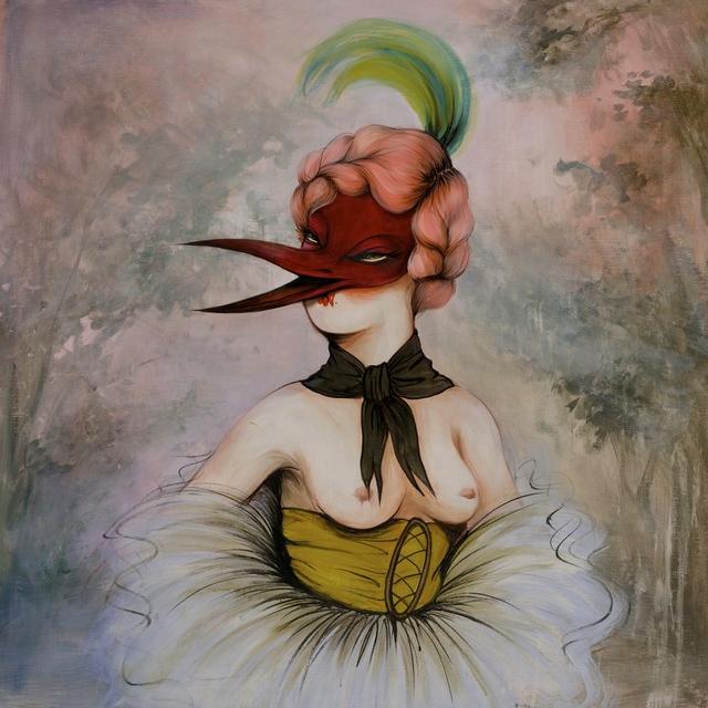 , 'Mujer Pajaro 2,' 2014, StolenSpace Gallery