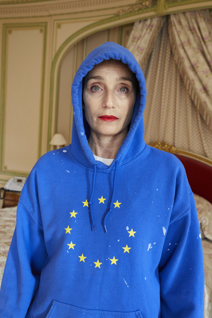 , 'Kristin Scott Thomas No.1, London 2017,' 2017, Suzanne Tarasieve