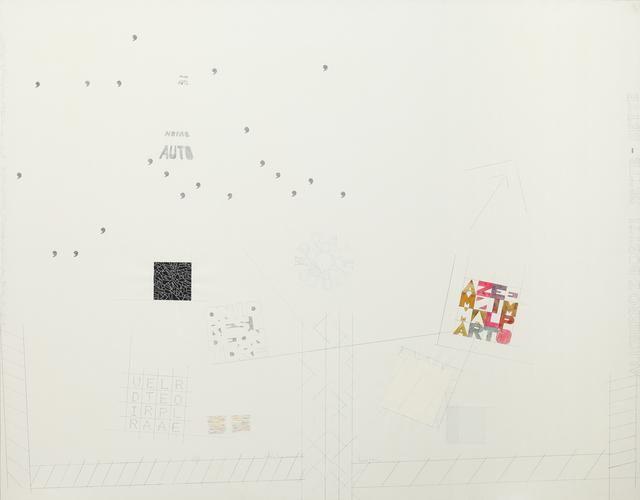 , 'Senza titolo (A tutto tondo),' 1977, Dep Art