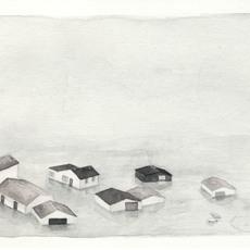 , 'Floodplains (v),' 2008, G. Gibson Gallery