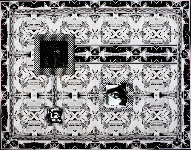 ", '""BA-E-VO-A #2"",' 2009, Novado Gallery"