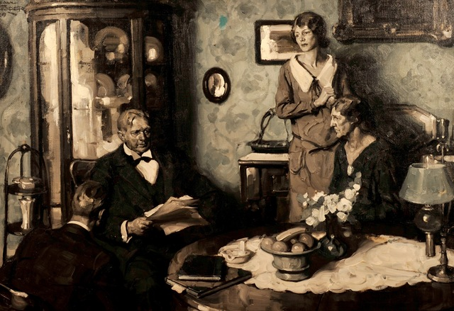 Saul Tepper, '(Untitled)', The Illustrated Gallery