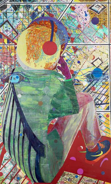 , 'Kyle,' 2017, DC Moore Gallery