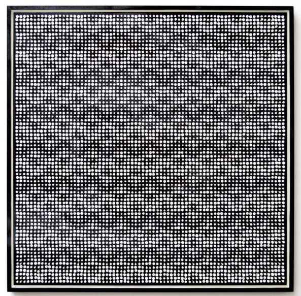 , 'Crosshatch,' 2017, Woolff Gallery