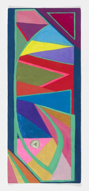 , '$five,' 2017, Anthony Meier Fine Arts
