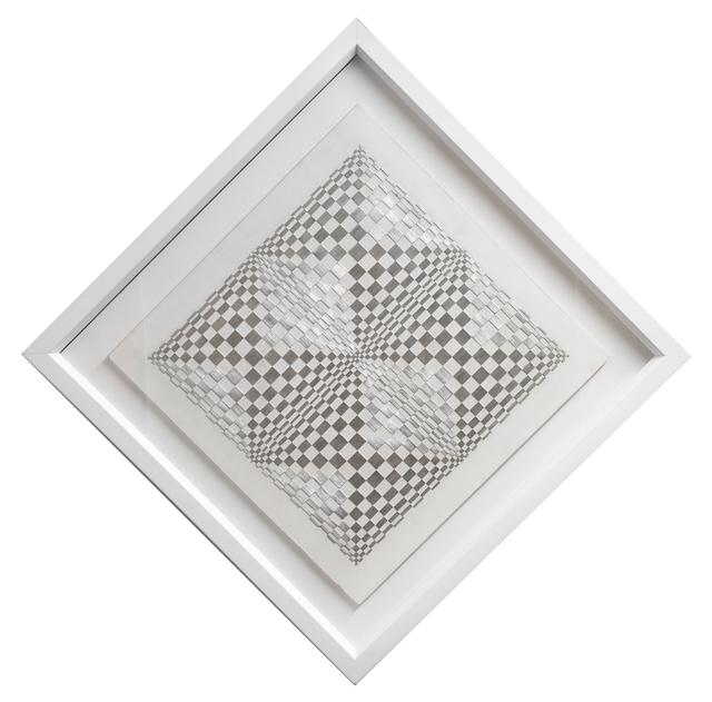 , 'Oggetto ottico-dinamico,' 1965, Galerie Knoell, Basel
