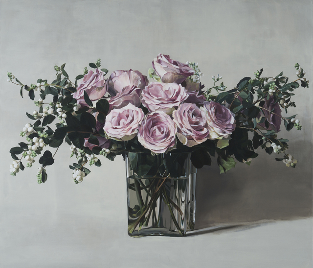 , 'Dusky Rose ,' 2010, Plus One Gallery
