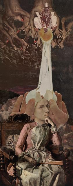 Jean Conner, 'Voo Doo', 1960, San Francisco Museum of Modern Art (SFMOMA)