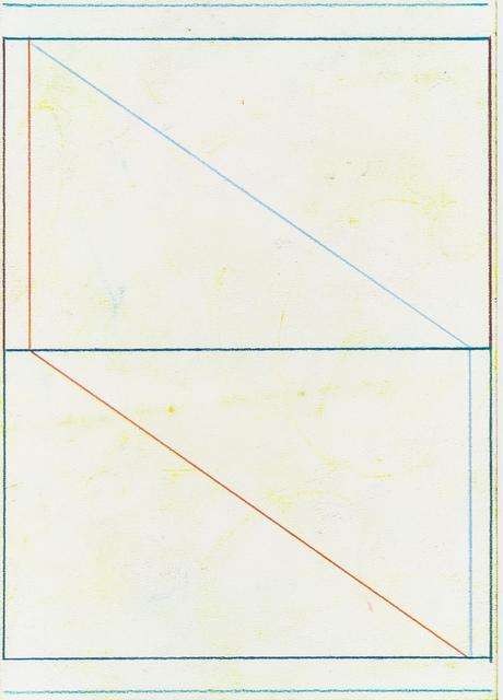 , 'o.T.,' 2016, Patrick Heide Contemporary
