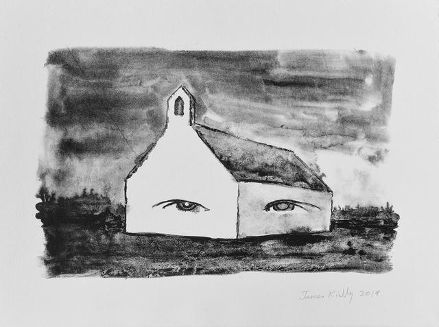, 'Home Near the Sea,' 2019, Auckland Print Studio