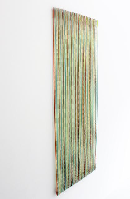 , 'Plaisir, gelb, orange, blau ,' 2018, Galerie Heike Strelow