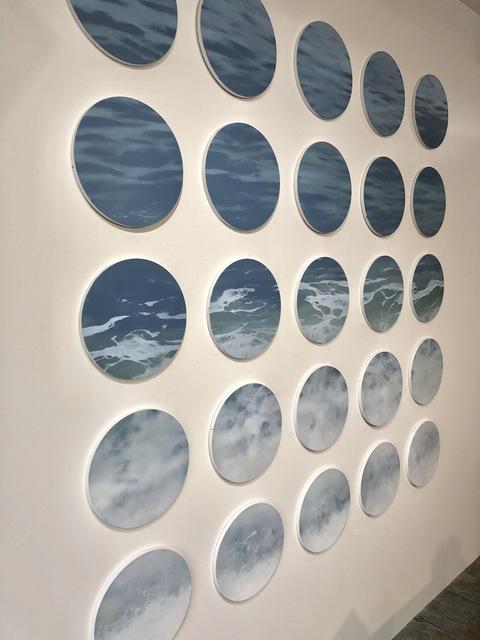 , 'Ocean Series 8,' 2019, Gallery Henoch