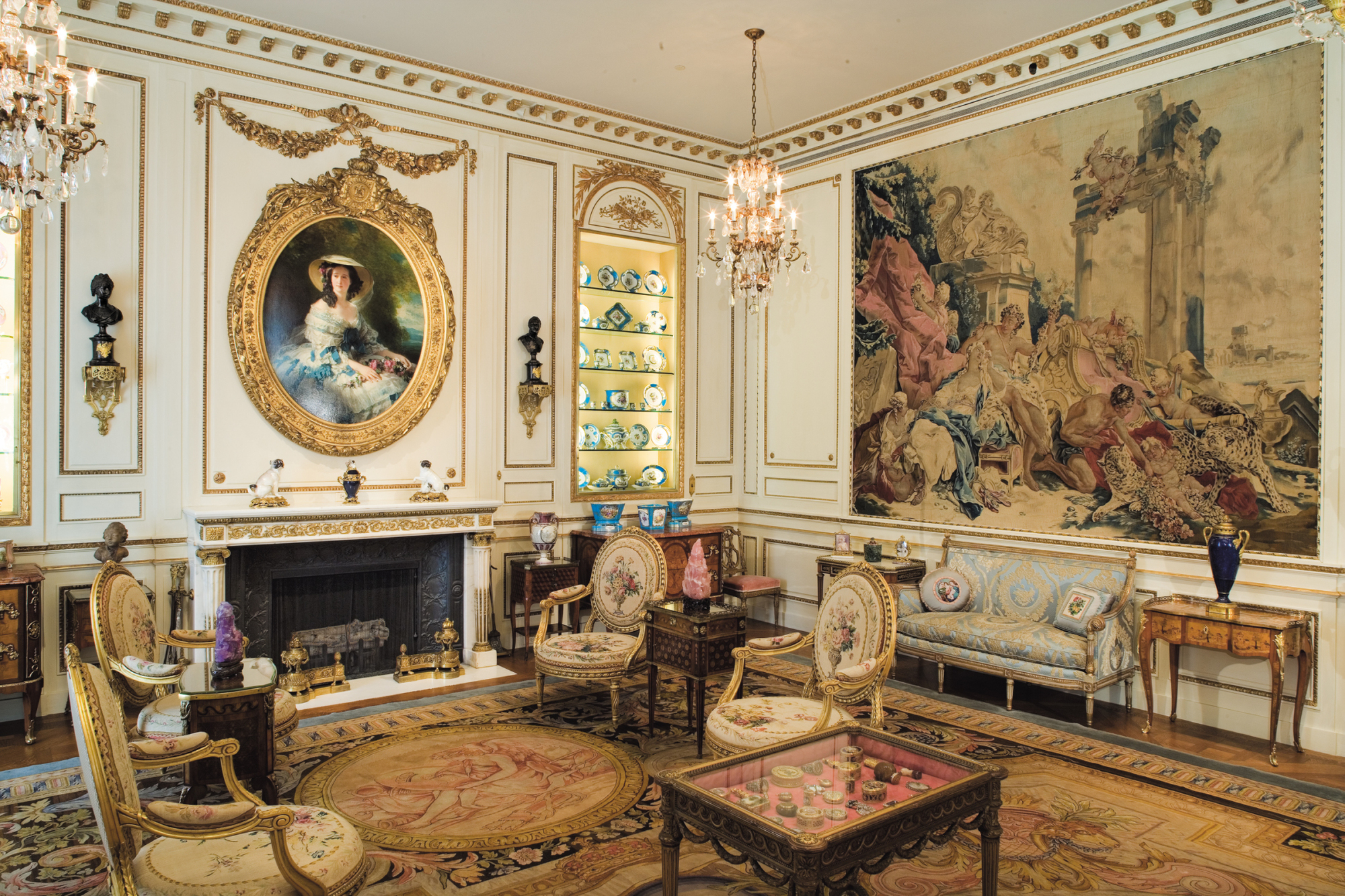 Hillwood Estate, Museum & Gardens | Artists, Artworks, and Contact ...