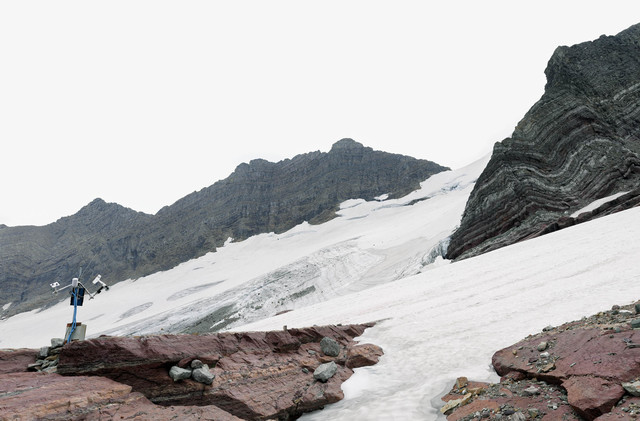 , 'Sperry Glacier Weather Station,' 2012, Circuit Gallery