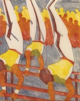 , 'Gymnastic Excercises,' 1931, Osborne Samuel