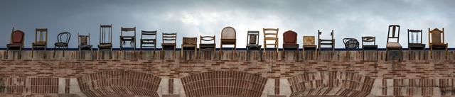 , 'Chairs,' 2015, Faur Zsofi Gallery