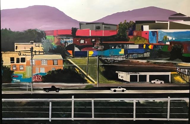 , 'Ciudad Juarez,' 2018, Cinnabar