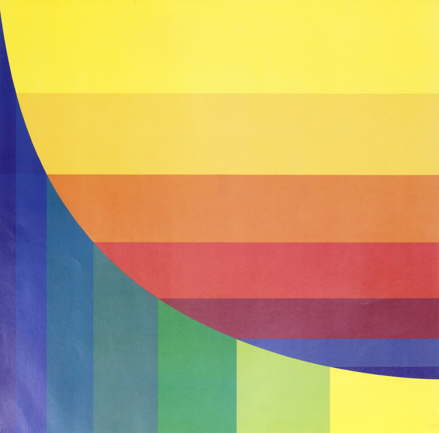 Herbert Bayer, 'Rainbow Abstraction', ca. 1975, Print, Serigraph, RoGallery