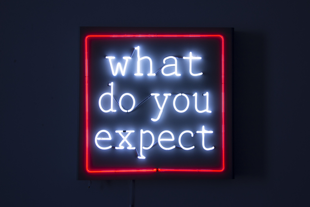 , 'What Do You Expect ,' 2017, Winsor Gallery