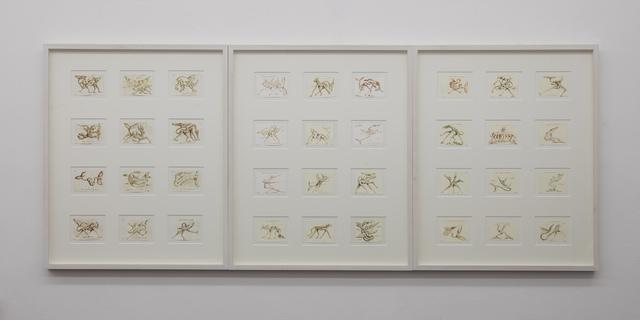 , 'Inchiostro,' 2017, Galleria Pack