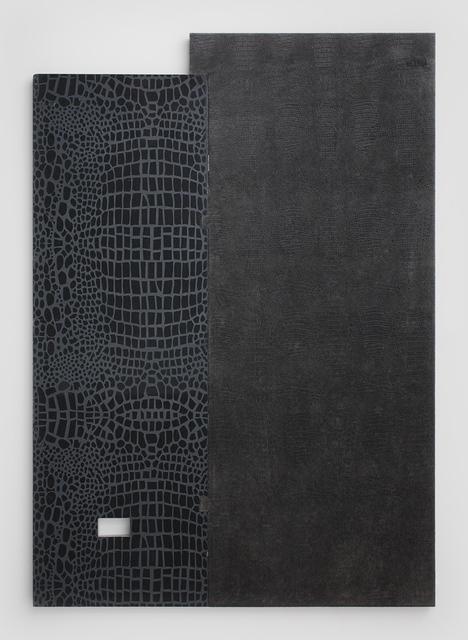 , 'Snake Stone,' 2014, Rachel Uffner Gallery