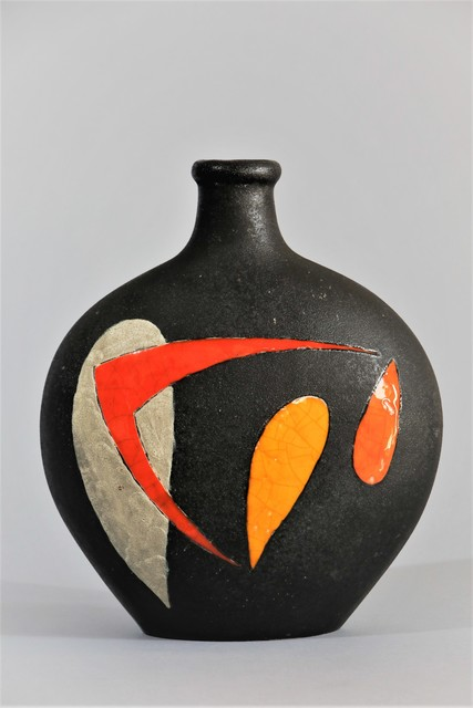 , 'Vase Abstrait ,' ca. 1960, Lebreton