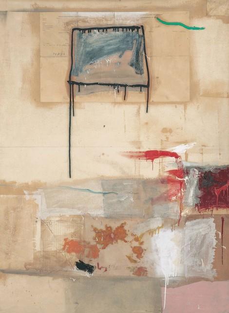 Robert Rauschenberg, 'Memorandum of Bids', 1957, Robert Rauschenberg Foundation