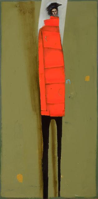 , 'badb,' 2018, M.A. Doran Gallery