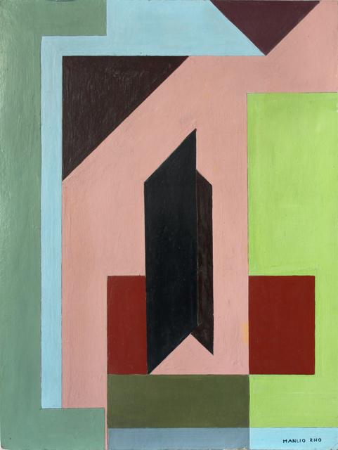 , 'Composizione (Composition),' 1935-1936, Robilant + Voena