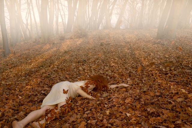 , 'Wandering Soul ,' 2014, Raffaella De Chirico