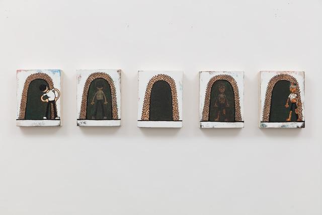 , 'The Cave,' 2018, Anat Ebgi